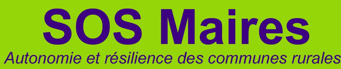 Conférence SOS Maires : Construction De La Résilience