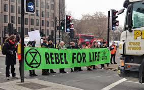 Agir pour le vivant  avec Extinction Rebellion