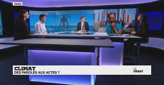 Climat Des Paroles Et Des Actes ?
